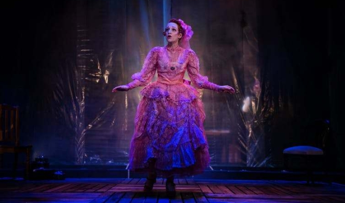 Bronwyn Lea reviews The Doll's House directed by LallyKatz